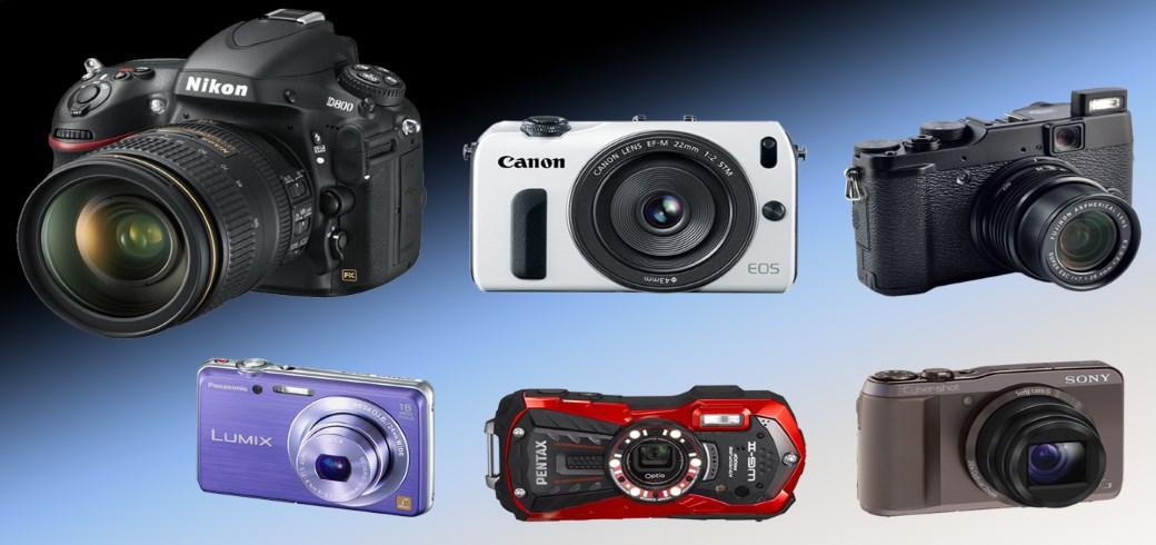 Choisir son appareil photo numérique