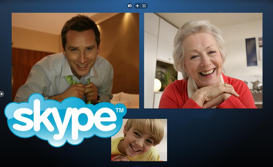 Skype, la videoconférence pour tous
