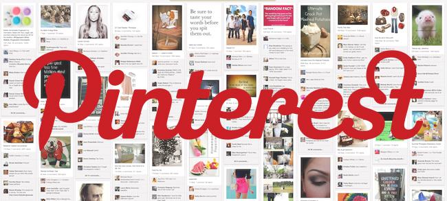 Pinterest, réseau social, tableau de bord visuel et virtuel