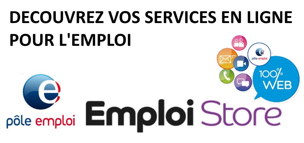 Services en ligne Pôle Emploi