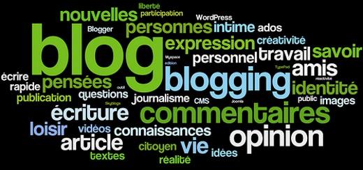 Créez un blog pour partager votre passion