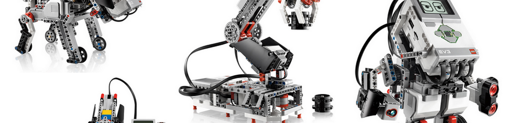 Legos Mindstorms