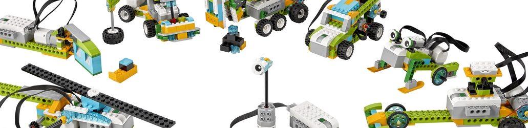 Legos Wedo